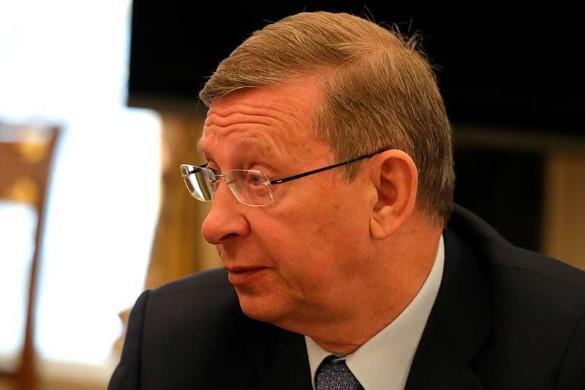 Владимир Евтушенков. Фото: Kremlin Pool/Global Look Press/www.globallookpress.com