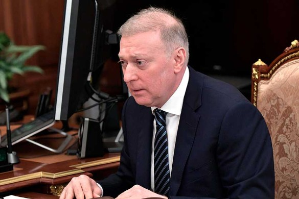 Муса Бажаев. Фото: Kremlin Pool/Global Look Press/www.globallookpress.com
