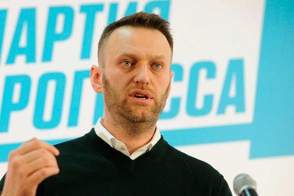 Алексей Навальный. Фото: Anton Belitsky/Russian Look/www.globallookpress.com