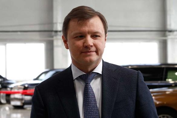 Владимир Ефимов. Фото: Гавриил Григоров/ТАСС