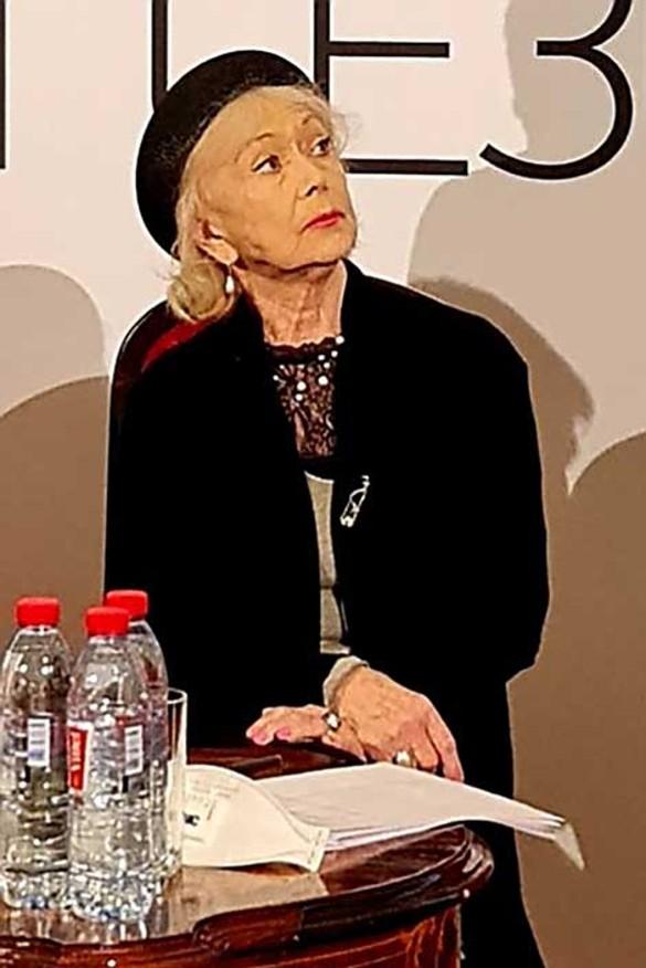 Светлана Немоляева. Фото: Феликс Грозданов/Дни.ру