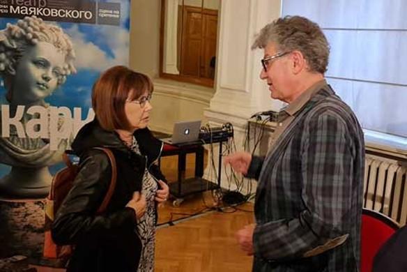 Евгения Симонова и Игорь Костолевский. Фото: Дни.ру
