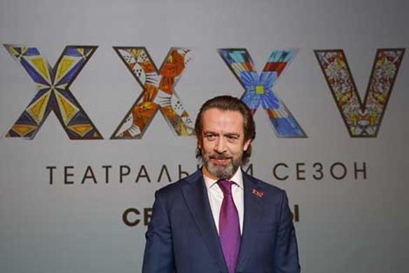 Владимир Машков. Фото: пресс-служба