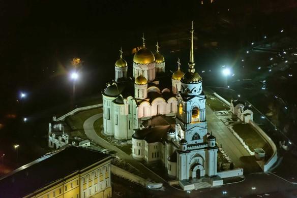 Владимир. Фото: Serguei Fomine/Russian Look/www.globallookpress.com