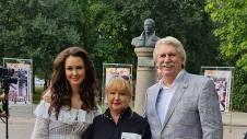 Наталья Гвоздикова давно дружит с Сергеем Баталовым.Фото: Феликс Грозданов/Дни.ру