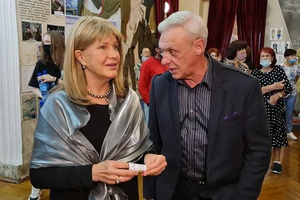 Елена Проклова и Александр Половцев. Фото: Дни.ру