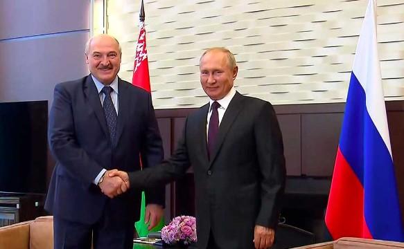 Александр Лукашенко. Фото: Kremlin Pool/via Globallookpress.com/www.globallookpress.com