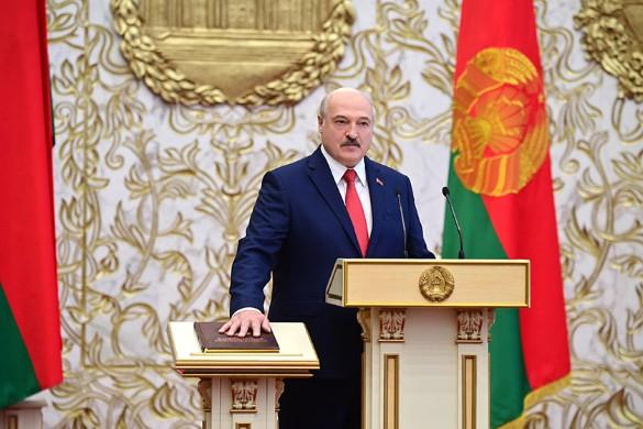 Александр Лукашенко. Фото: Андрей Стасевич/БелТА/ТАСС