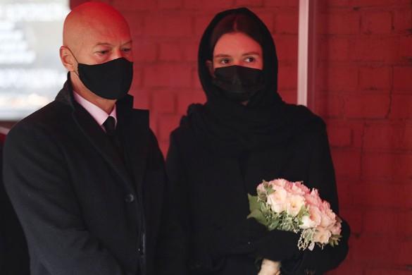Федор Бондарчук и Паулина Андреева. Фото: Михаил Терещенко/ТАСС