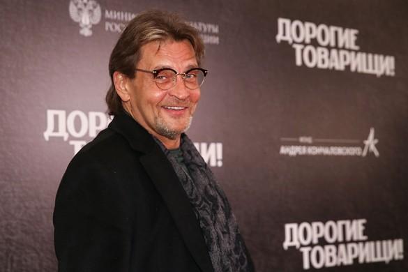 Александр Домогаров. Фото: Вячеслав Прокофьев/ТАСС