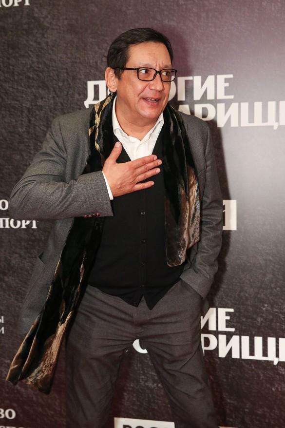 Егор Кончаловский. Фото: Вячеслав Прокофьев/ТАСС