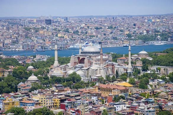 Стамбул. Фото: Danita Delimont Stock Photograph/Danita Delimont/www.globallookpress.com