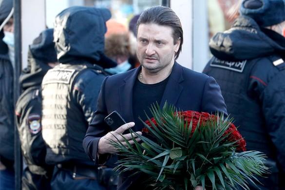 Эдгард Запашный. Фото: Александр Щербак/ТАСС