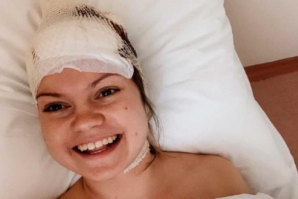 """""""Рак мозга"""": скорая увезла бьющуюся в эпилептическом припадке дочь Левкина"""