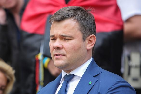 Андрей Богдан. Фото: Sergii Kharchenko/ZUMAPRESS.com/www.globallookpress.com