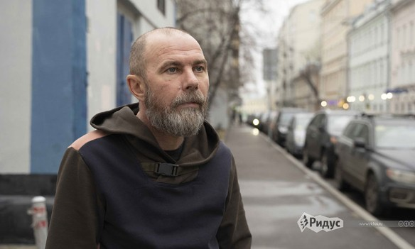 Василий Мартяхин. Фото: Александр Родионов/ridus.ru
