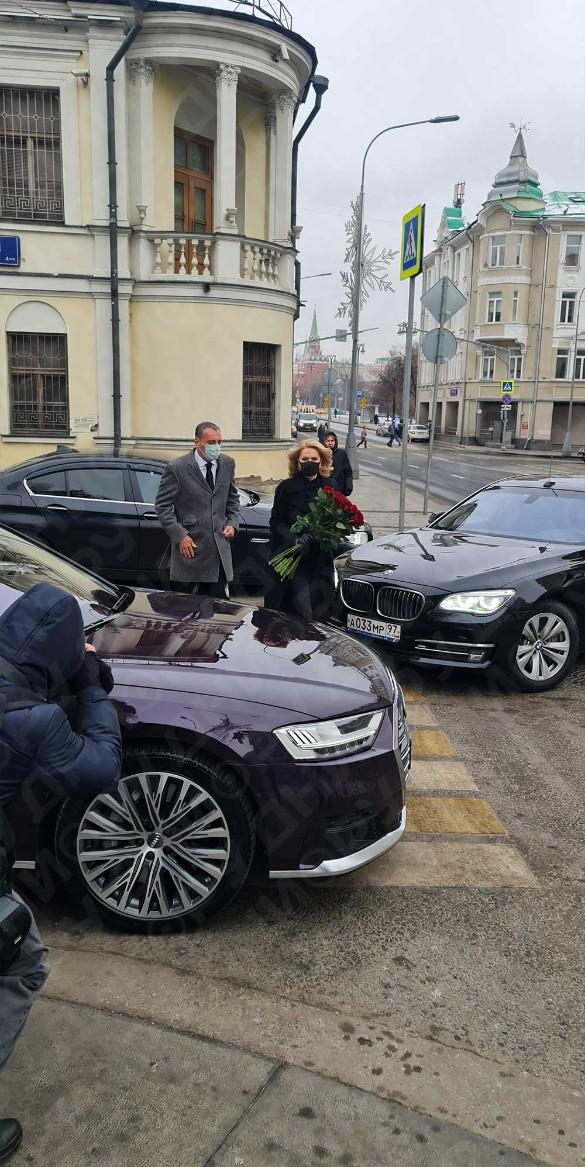Татьяна Голикова. Фото: Дни.ру/Феликс Грозданов