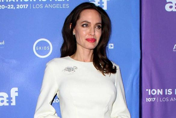 Анджелина Джоли. Фото:AdMedia/www.globallookpress.com