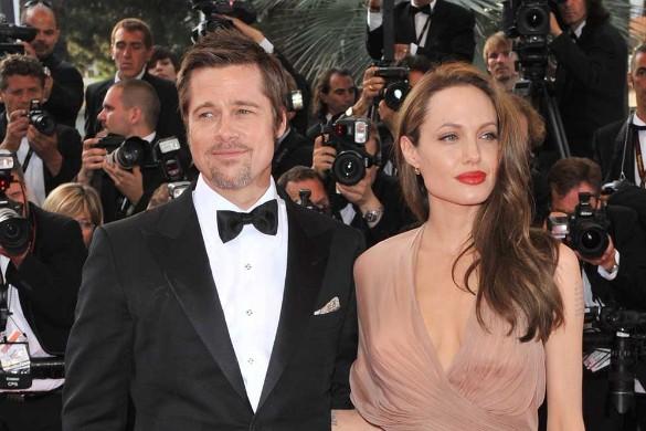 Анджелина Джоли. Фото:Jaguar/AdMedia/www.globallookpress.com