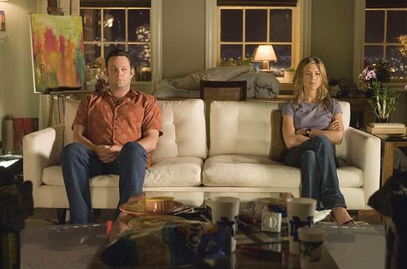 Винс Вон и Дженнифер Энистон. Фото: Supplied by FilmStills.net/www.FilmStills.net/www.globallookpress.com