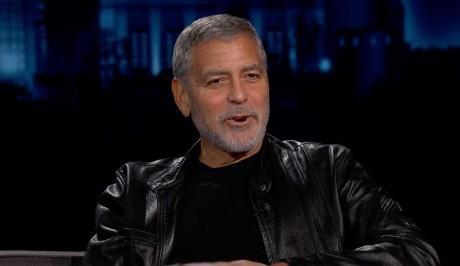 Джордж Клуни. Фото: Jimmy Kimmel Live/Keystone Press Agency/www.globallookpress.com