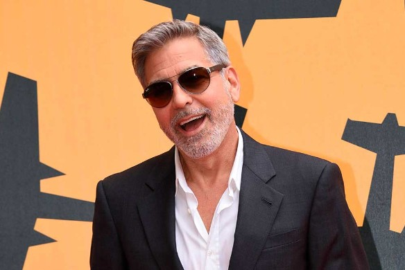 Джордж Клуни. Фото: R4924_italyphotopress, via www.i/www.imago-images.de/www.globallookpress.com