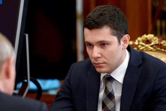 Антон Алиханов. Фото: Kremlin Pool/Global Look Press/www.globallookpress.com