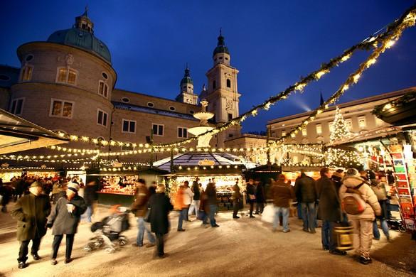Жителям Австрии запретят запускать фейерверки в новогоднюю ночь. Фото: Jochen Tack/imageBROKER.com/www.globallookpress.com
