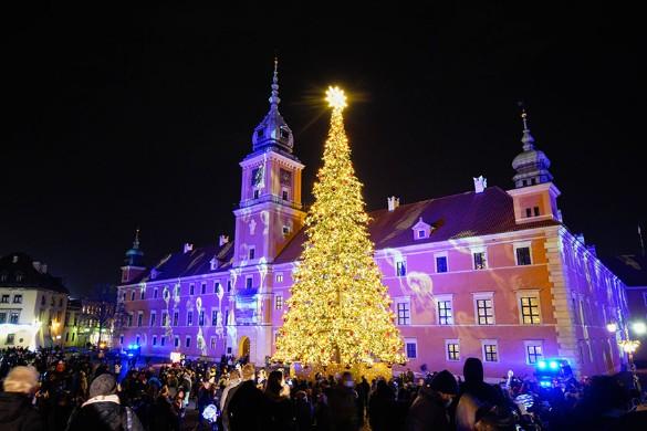 Из-за обострении ситуации с COVID-19 Польша объявила общенациональный карантин до 17 января. Фото: Jaap Arriens/XinHua/www.globallookpress.com