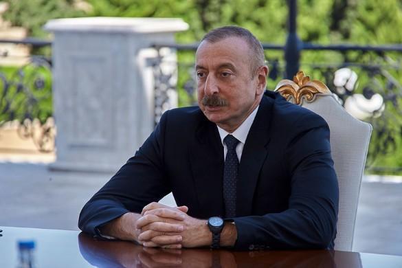 Ильхам Алиев. Фото: MOD Russia/via Globallookpress.com/www.globallookpress.com