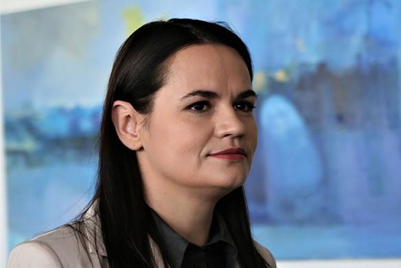 Светлана Тихановская. Фото: Darius Mataitis via www.imago-im/www.imago-images.de/www.globallookpress.com
