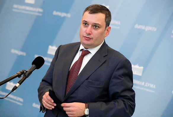 Александр Хинштейн. Фото: duma.gov.ru
