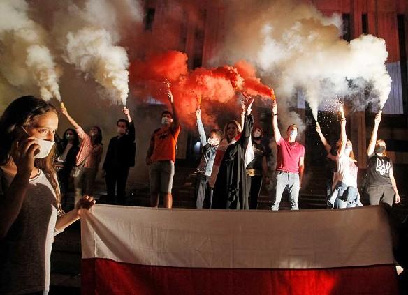 Фото: Pavlo Gonchar/Keystone Press Agency/www.globallookpress.com