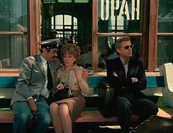 """Кадр из фильма """"Вокзал для двоих"""""""