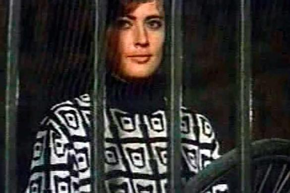 """Виктория Федорова. Кадр из """"Они живут рядом"""" (1967)"""