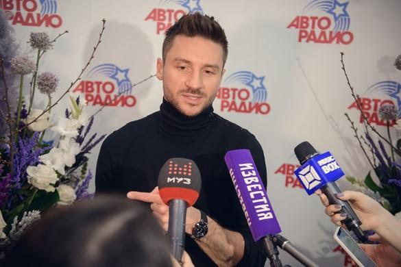 Сергей Лазарев. Фото: пресс-служба Авторадио