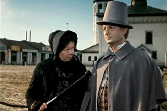 """Кадр из фильма """"Женитьба Бальзаминова (1964)"""""""