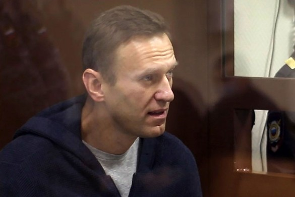 Алексей Навальный. Фото: Снимок с видео/Пресс-служба Бабушкинского суда/ТАСС