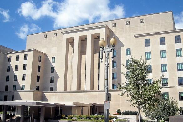 Штаб-квартира Государственного департамента США. Фото: AgnosticPreachersKid/commons.wikimedia.org (CC BY-SA 3.0)