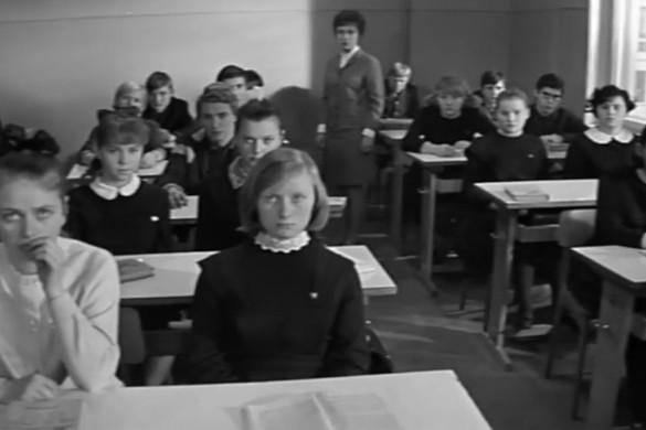 """Кадр из фильма """"Доживем до понедельника"""" (1968)"""