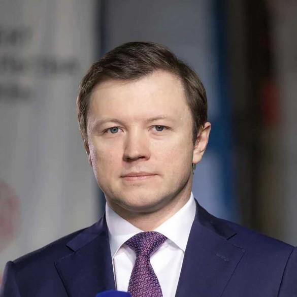 Заммэра Москвы по экономической политике Владимир Ефимов. Фото пресс – служба