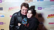 Ян Цапник и его дочь Елизавета. Фото: пресс-служба