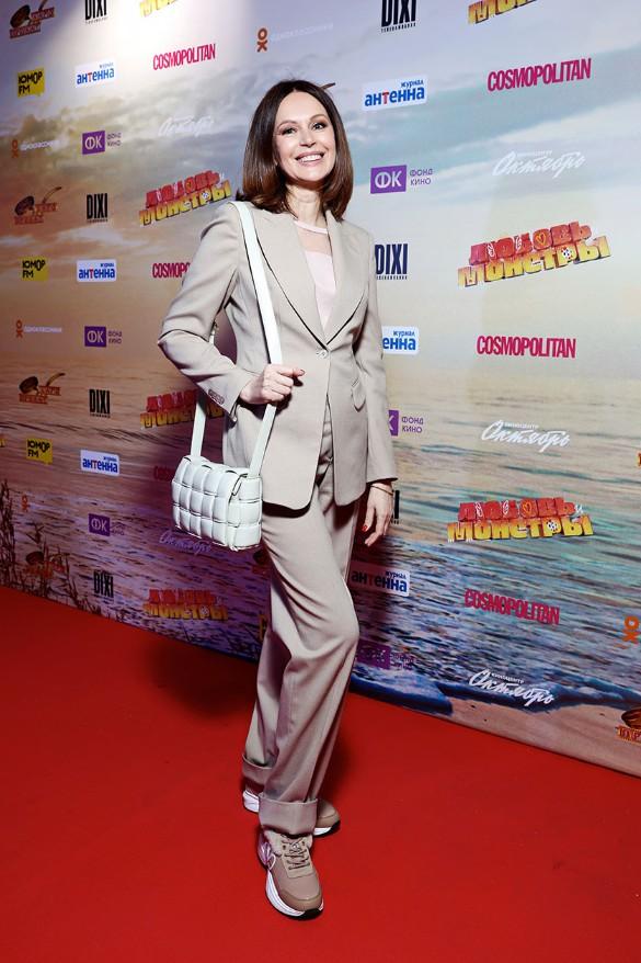 Ирина Безрукова. Фото: пресс-служба
