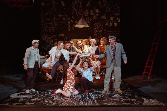 Фото: Артемий Автандилов // Пресс-служба Театра Маяковского