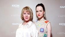 Елена Валюшкина с дочкой Марией Яцко. Фото: пресс-служба