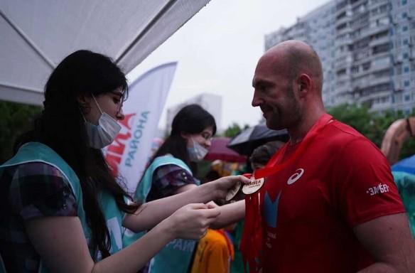 Первый семейный фестиваль ЛИЦА района собрал жителей Западного округа Москвы