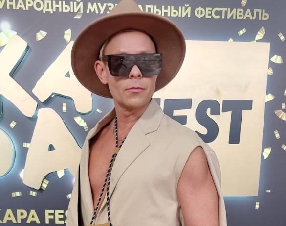 Митя Фомин. Фото: Феликс Грозданов/Дни.ру