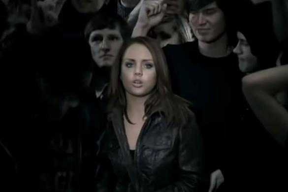 """Певица МакSим. Фото из клипа на сингл """"Мой рай"""". Одноименный альбом вышел в 2007 году. Кадр youtube.com"""