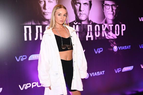 Настя Крайнова. Фото: пресс-служба
