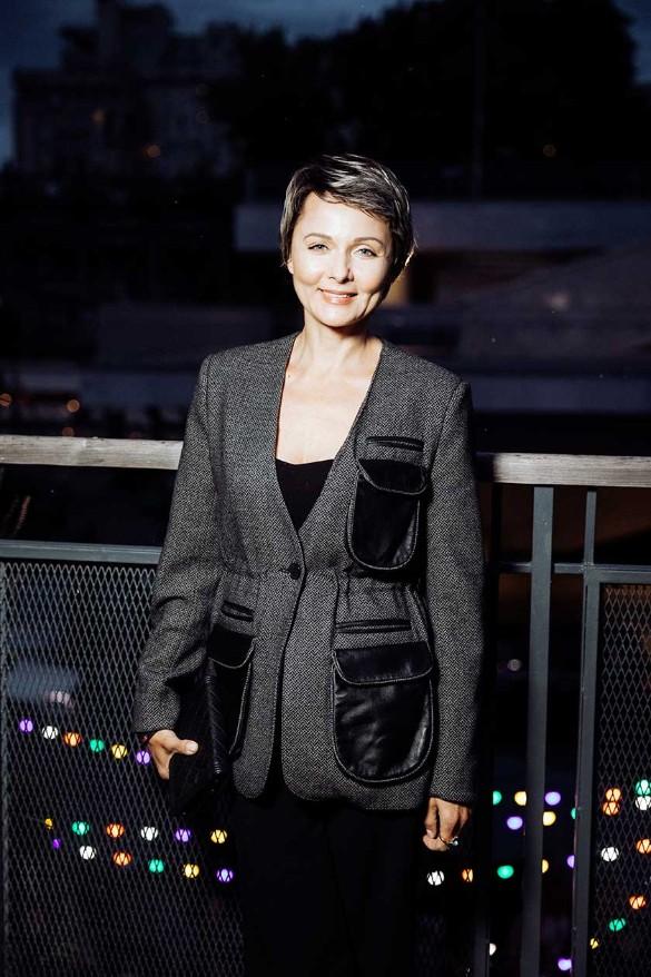 Дарья Повереннова. Фото: пресс-служба